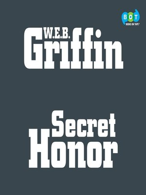 cover image of Secret Honor