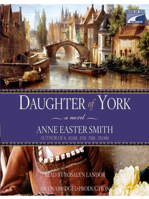 cover image of Daughter of York
