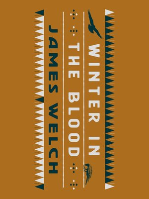 cover image of Winter in the Blood