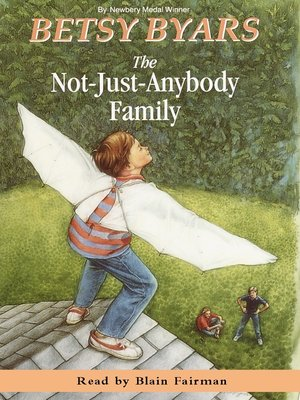 cover image of The Not-Just-Anybody Family
