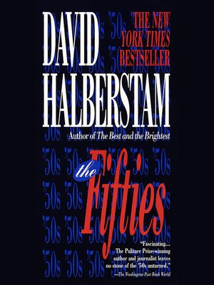 cover image of The Fifties