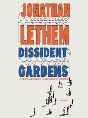 cover image of Dissident Gardens