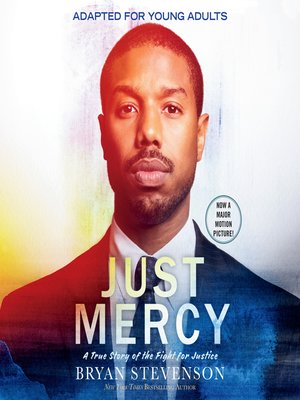 cover image of Just Mercy (Movie Tie-In Edition)