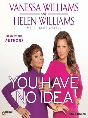 cover image of You Have No Idea