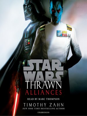 cover image of Thrawn