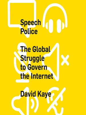 cover image of Speech Police