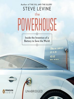 cover image of The Powerhouse