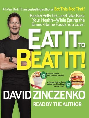 cover image of Eat It to Beat It!