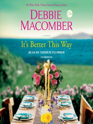 cover image of It's Better This Way