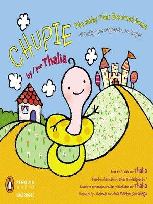 cover image of Chupie / Chupi