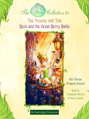 cover image of The Disney Fairies Collection, Volume 1