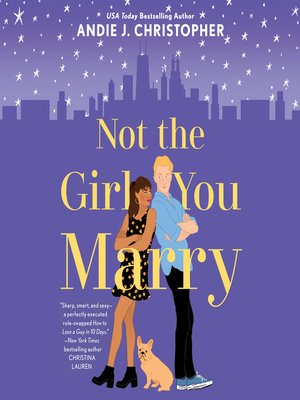cover image of Not the Girl You Marry