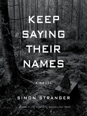 cover image of Keep Saying Their Names
