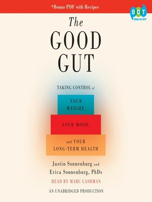 cover image of Good Gut