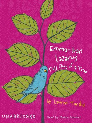 cover image of Emma-Jean Lazarus Fell Out of a Tree