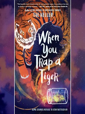 cover image of When You Trap a Tiger