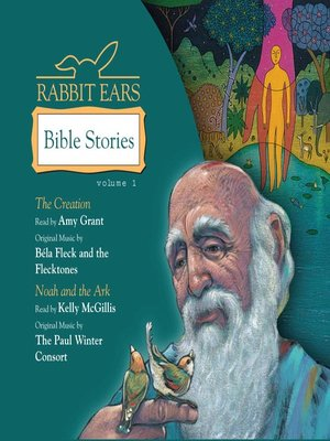 cover image of Rabbit Ears Bible Stories, Volume 1