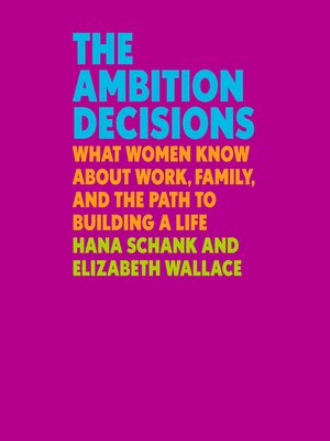 cover image of The Ambition Decisions