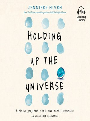 cover image of Holding Up the Universe