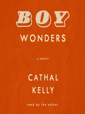 cover image of Boy Wonders