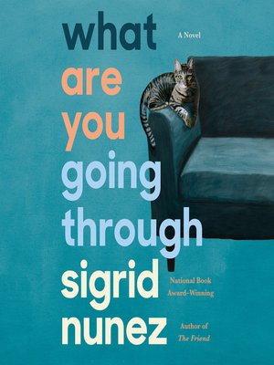 cover image of What Are You Going Through
