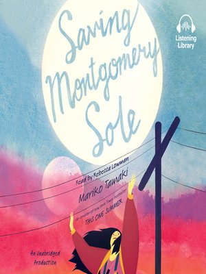 cover image of Saving Montgomery Sole