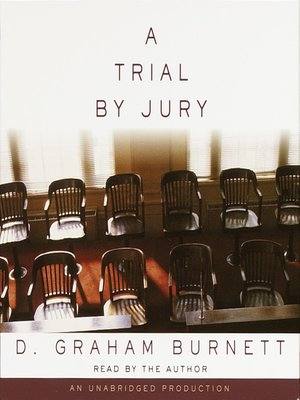 cover image of A Trial by Jury