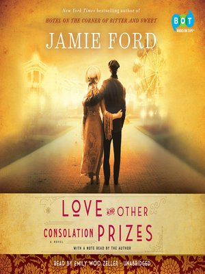 cover image of Love and Other Consolation Prizes