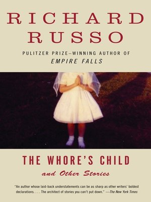 cover image of The Whore's Child
