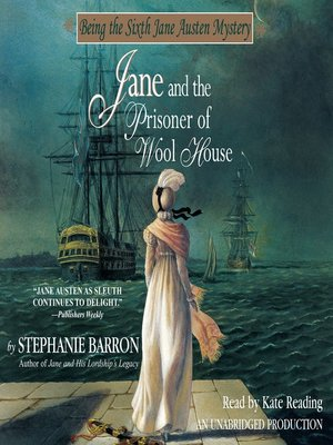 cover image of Jane and the Prisoner of Wool House