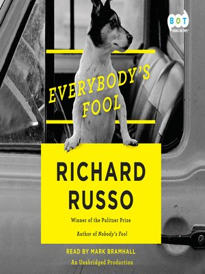 cover image of Everybody's Fool