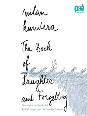 the book of laughter and forgetting download