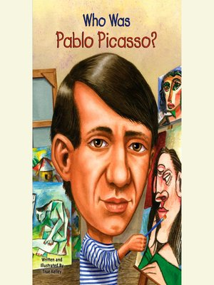 cover image of Who Was Pablo Picasso?