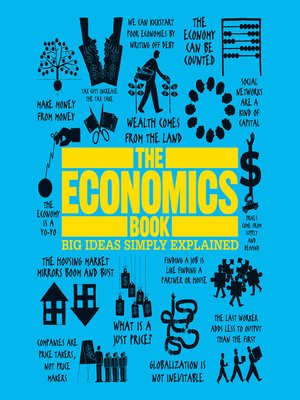 cover image of The Economics Book