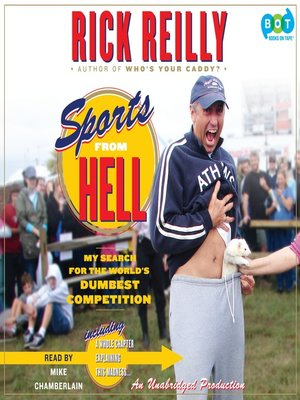 cover image of Sports From Hell