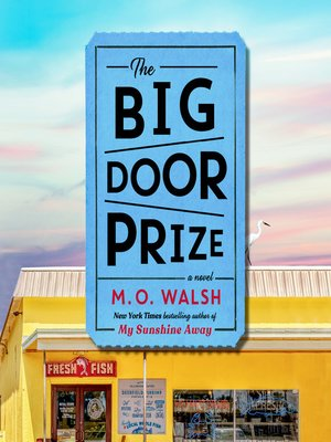 cover image of The Big Door Prize