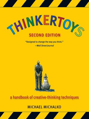 cover image of Thinkertoys