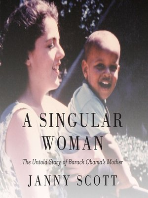 cover image of A Singular Woman