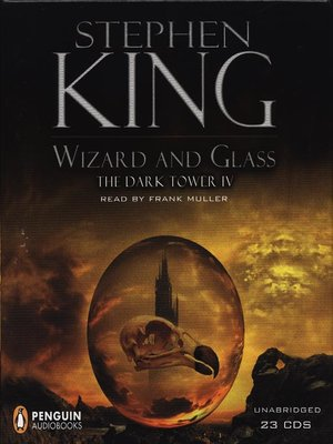 cover image of Wizard and Glass