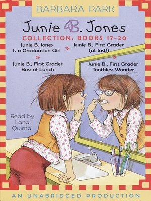 cover image of Junie B. Jones Collection, Books 17-20