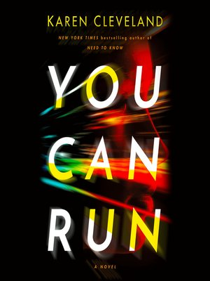 cover image of You Can Run