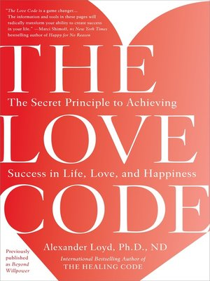 cover image of The Love Code