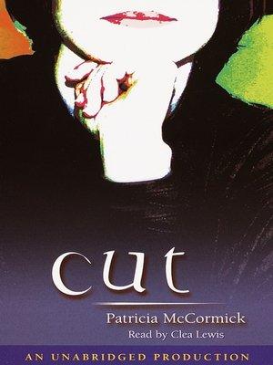 Ebook Cut By Patricia Mccormick