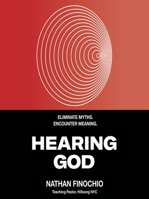 cover image of Hearing God