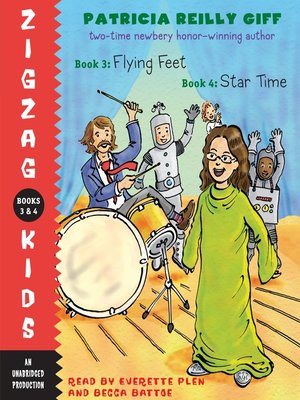 cover image of Zigzag Kids Collection, Books 3 and 4