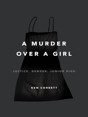 cover image of A Murder Over a Girl
