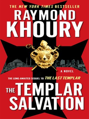 cover image of The Templar Salvation