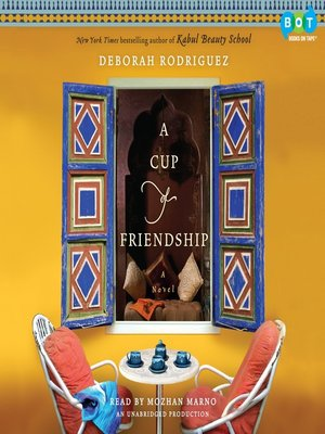 cover image of A Cup of Friendship