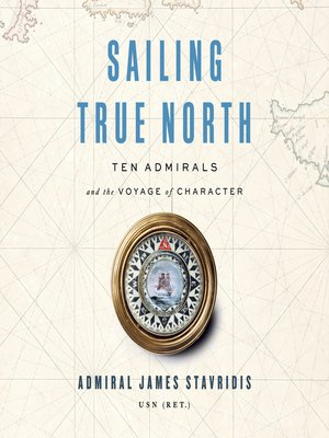 cover image of Sailing True North
