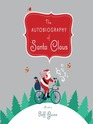 cover image of The Autobiography of Santa Claus